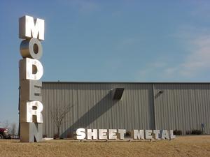 Modern Sheet Metal Works Inc Finest Craftsmen In Cincinnati